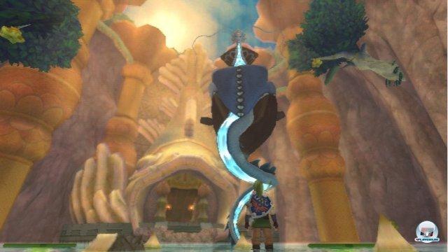 Screenshot - The Legend of Zelda: Skyward Sword (Wii) 2276652