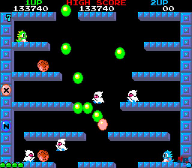 Screenshot - Bubble Bobble (Oldie) (PC) 92493578