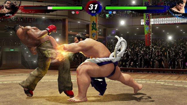 Screenshot - Virtua Fighter 5 Ultimate Showdown (PS4)