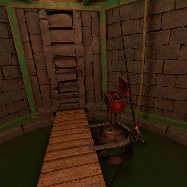 Screenshot - Myst (Remake) (OculusQuest, PC, VirtualReality) 92632240