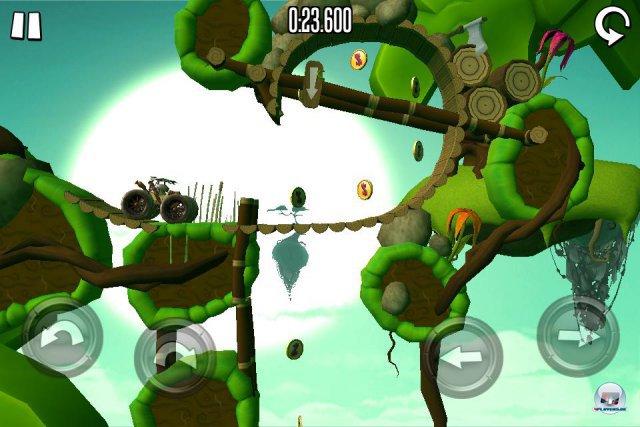 Screenshot - MotoHeroz (Android)
