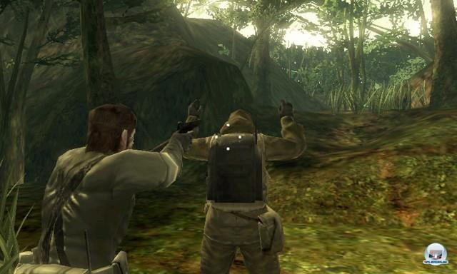Screenshot - Metal Gear Solid: Snake Eater 3D (3DS) 2228382