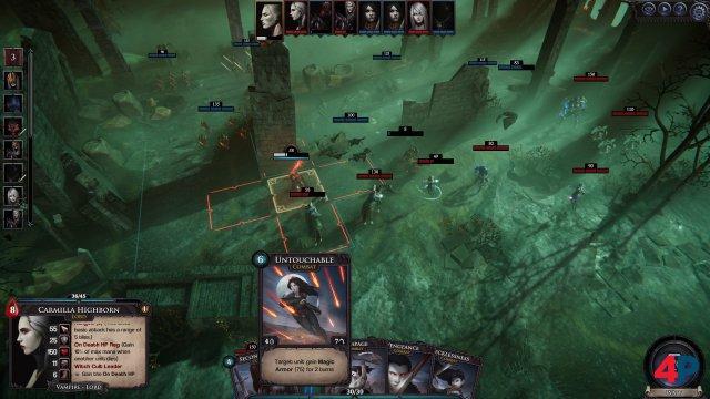Screenshot - Immortal Realms: Vampire Wars (PC) 92622695