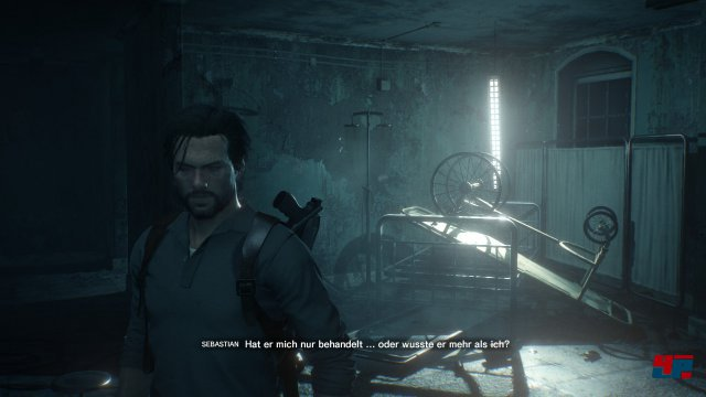 Screenshot - The Evil Within 2 (PC)