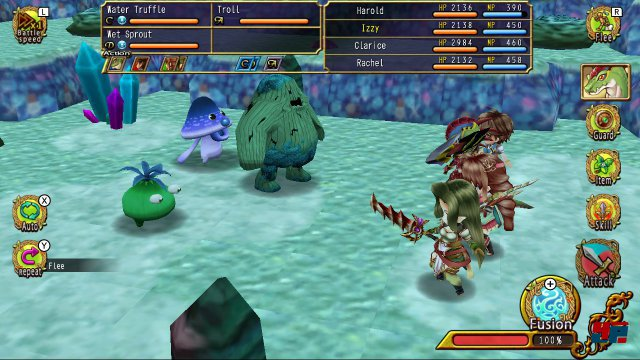 Screenshot - Sephirothic Stories (Switch)