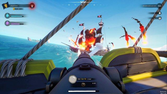 Screenshot - Blazing Sail (PC)