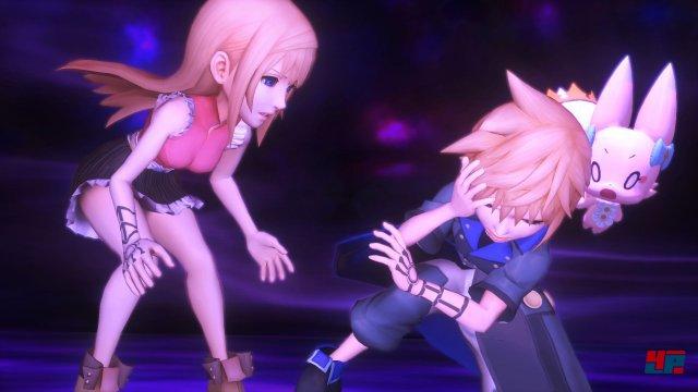 Screenshot - World of Final Fantasy (PlayStation4) 92507749
