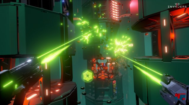 Screenshot - VR Invaders (PS4) 92544569