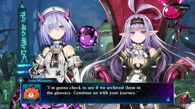 Screenshot - Death end re;Quest (PS4) 92583152