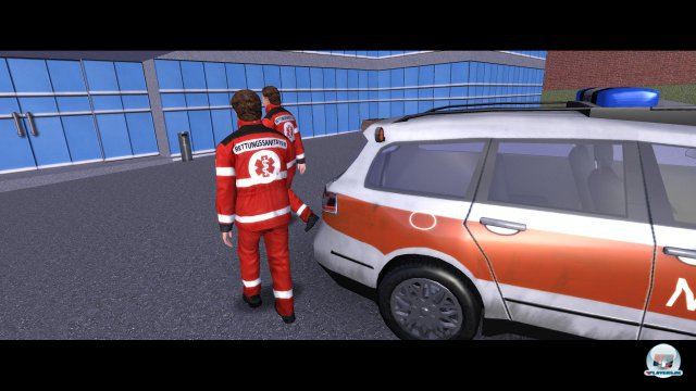 Screenshot - Rettungswagen-Simulator 2014 (PC) 92468150