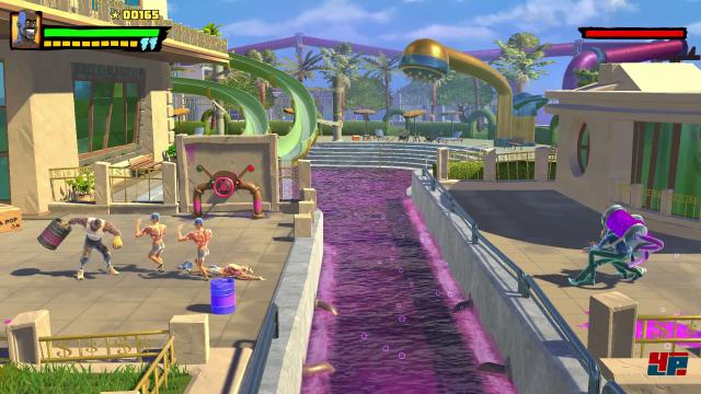 Screenshot - Shaq Fu: A Legend Reborn (PS4) 92569389