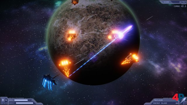 Screenshot - Project Aether: First Contact (PC)
