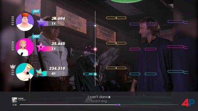 Screenshot - Let's Sing 2021 - Mit Deutschen Hits (PS4)