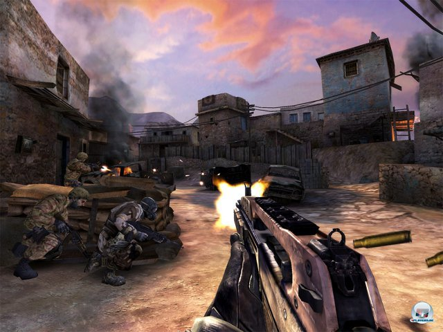 Screenshot - Call of Duty: Strike Team (iPad)