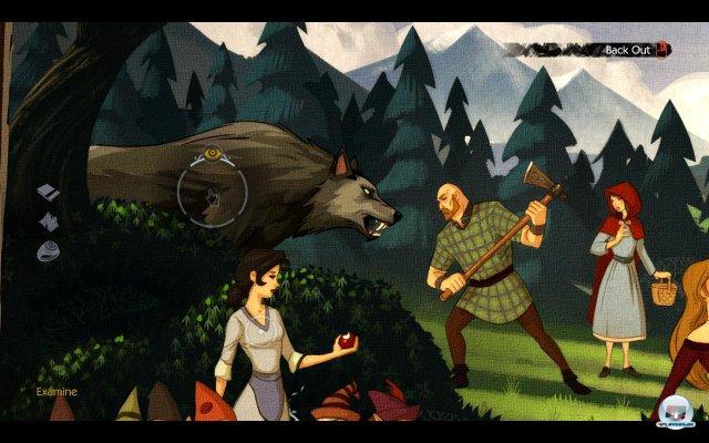 Screenshot - The Wolf Among Us - Episode 1: Faith (360) 92470661