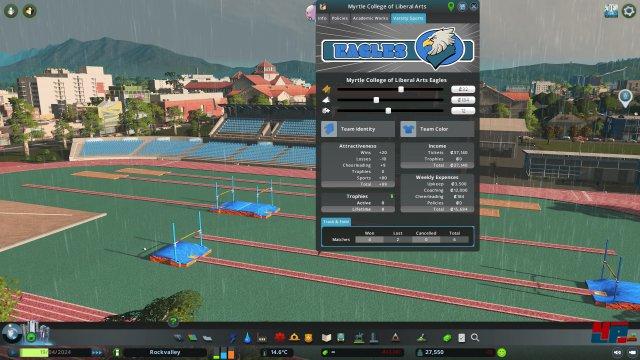 Screenshot - Cities: Skylines - Campus (PC)