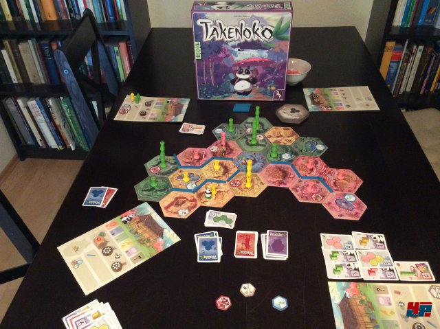 Screenshot - Takenoko (Spielkultur)