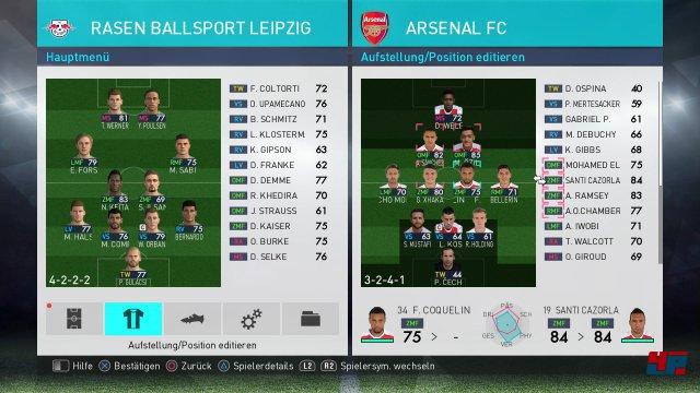 Screenshot - Pro Evolution Soccer 2018 (360) 92552522