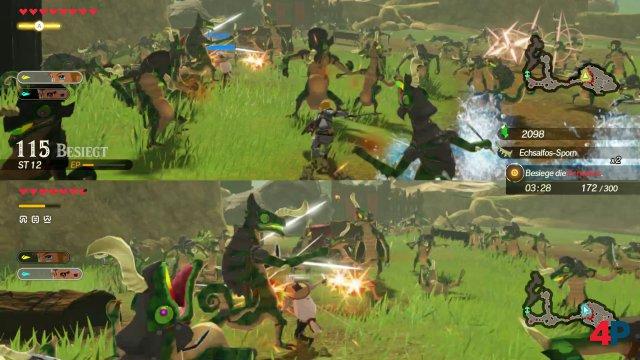 Screenshot - Hyrule Warriors: Zeit der Verheerung (Switch) 92629185