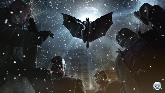 Stilistisch führt Arkham Origins die Klasse der Vorgänger problemlos fort.