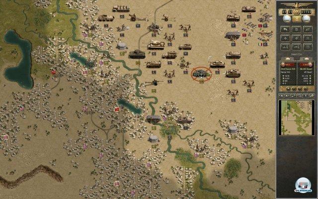 Screenshot - Panzer Corps: Afrika Korps (PC) 92422292