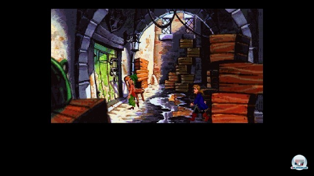 Screenshot - Monkey Island Special Edition Collection (360)
