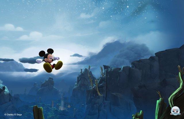 Screenshot - Castle of Illusion (360)