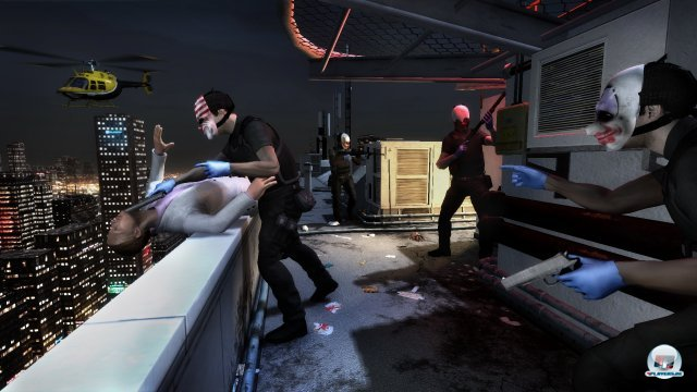 Screenshot - Payday: The Heist (PlayStation3) 2253642