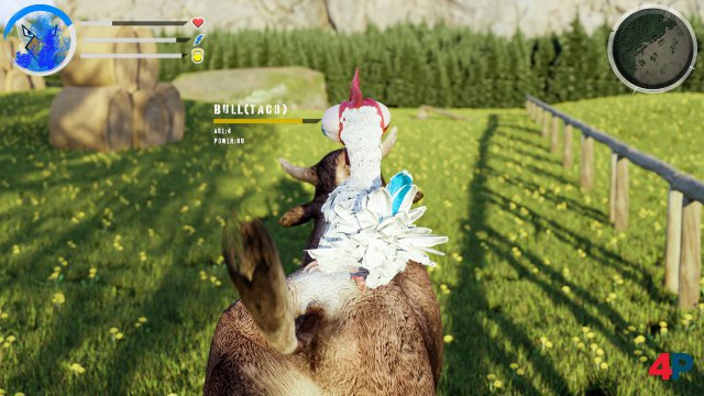 Screenshot - Techno Chicken (PC)