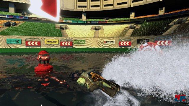 Screenshot - Aqua Moto Racing Utopia (PC)