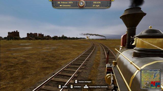 Screenshot - Railway Empire (PC) 92559371