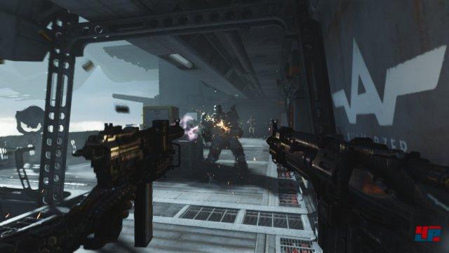 Screenshot - Wolfenstein 2: The New Colossus (Switch)