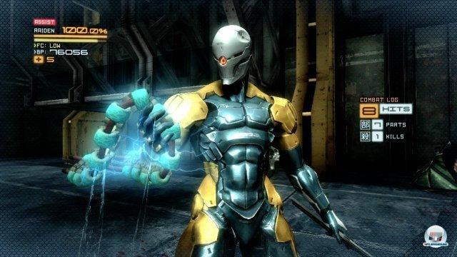 Screenshot - Metal Gear Rising: Revengeance (360)