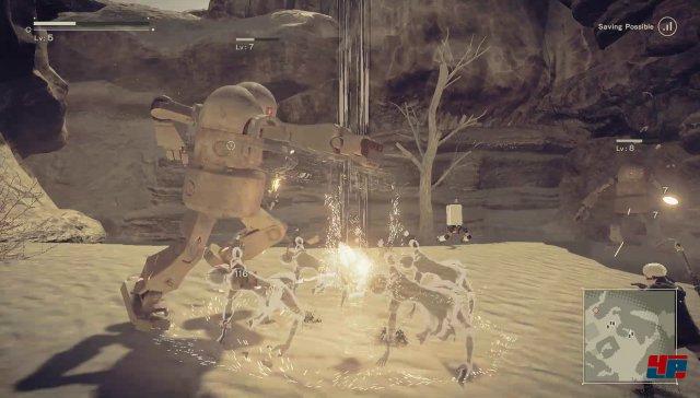 Screenshot - NieR: Automata (PS4) 92540378
