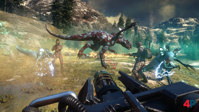 Screenshot - Second Extinction (PC)