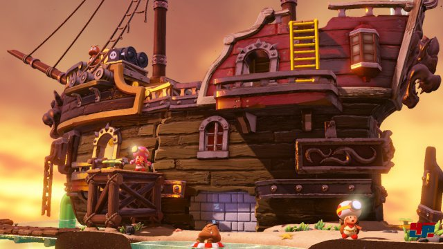 Screenshot - Captain Toad: Treasure Tracker (Switch) 92584214