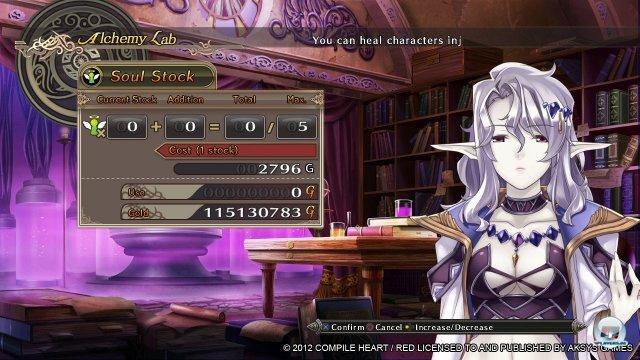Screenshot - Agarest: Generations of War 2 (PlayStation3) 92403162
