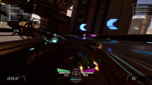 Screenshot - Pacer (PS4)