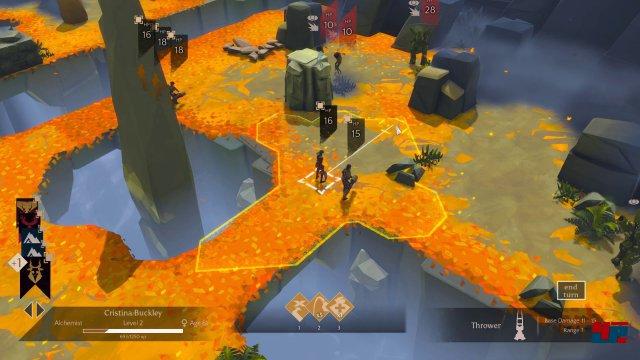 Screenshot - Massive Chalice (PC)