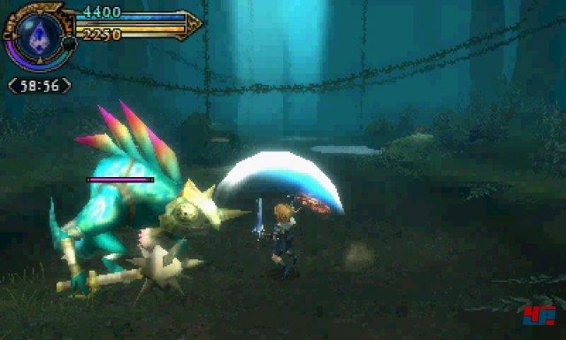 Das große Vorbild Monster Hunter ist immer weider klar erkennbar.
