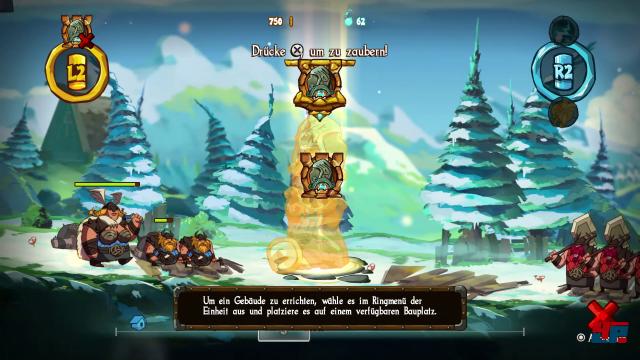 Screenshot - Swords & Soldiers 2 (PS4) 92577598