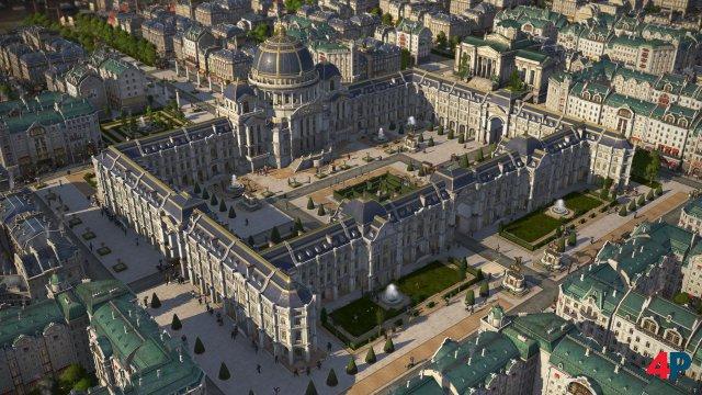 Paläste der Macht: Der neue Palast als Zentrum der Macht.