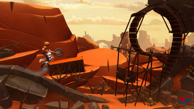 Screenshot - Trials Frontier (iPad)