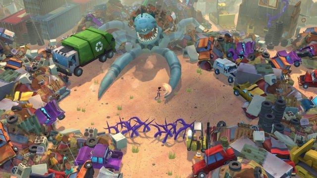 Screenshot - Jack, der Monsterschreck und der Stab der Verdammnis (PC, PS4, Switch, One) 92630071
