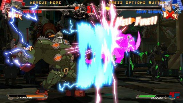 Screenshot - Guilty Gear Xrd: Sign (PlayStation4) 92505306