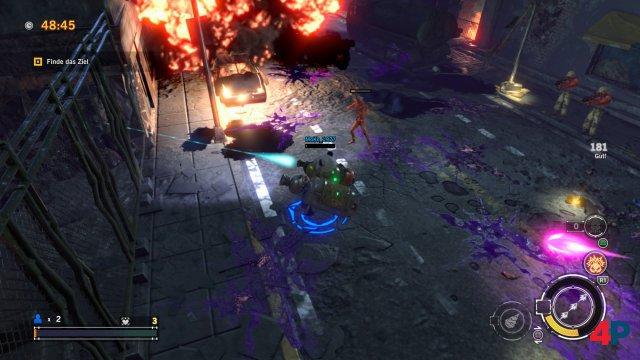 Screenshot - Contra: Rogue Corps (PlayStation4Pro) 92597073