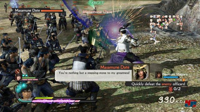 Screenshot - Samurai Warriors 4 (PlayStation4) 92492879