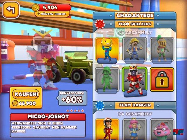 Screenshot - Joe Danger Infinity (iPad) 92475786