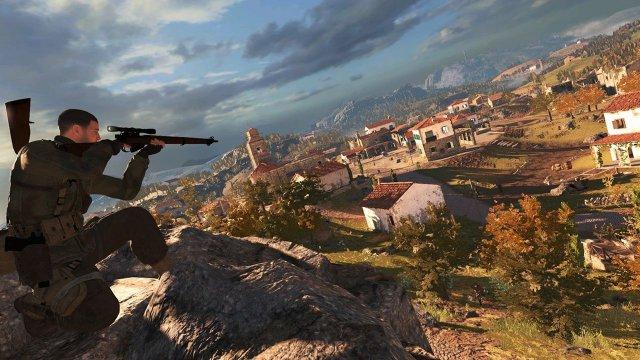 Screenshot - Sniper Elite 4 (Switch) 92629329
