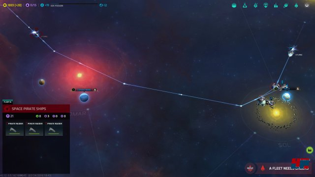 Screenshot - Master of Orion (PC) 92520980